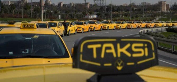 Taksicilerden İBB'ye Çok Sert Tepki!