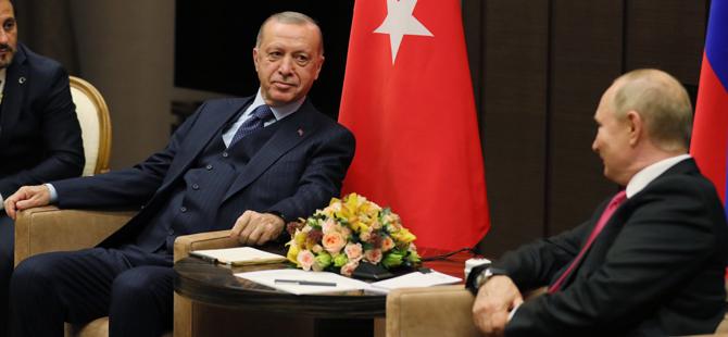 """Erdoğan; """"Asla geri adım atmayız"""""""