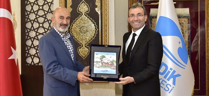 Tayyip Erdoğan'ın yol arkadaşlarından İbrahim Ciminli  emekli oldu