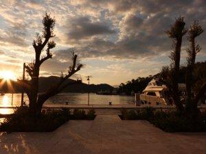 Türkiye'nin İlk Megayat Marinası Göcek'te Açıldı