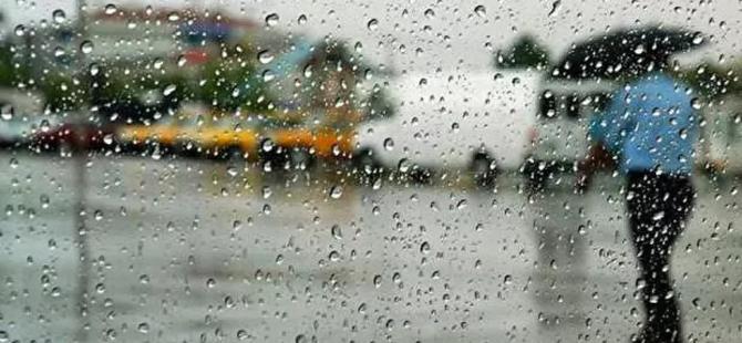 Dikkat! Çok kuvvetli yağış geliyor