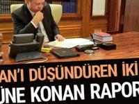 Erdoğan'ın önüne konan rapor! B ve C Planı