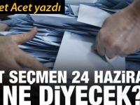 Kürt seçmen 24 Haziran'da ne diyecek?