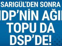 Sarıgül'ün ardından o da DSP'ye geçti