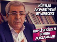 Kürtler İstanbul'da AK Parti'ye oy verebilir