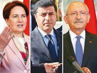 CHP, İP ve HDP'nin Erdoğan'ı tasfiye planı.. Abdülkadir Selvi yazdı