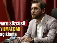 AK Parti Sözcüsü Murat Türkyılmaz'dan ilk açıklama