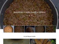 Karadeniz Mutfağının Yöresel Yemekleri Bir Çatı Altında Toplanıyor