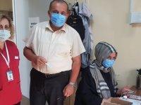 Pendik Devlet Hastanesi'nde aşı seferberliği