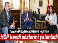 Akdoğan: O haberler külliyen yalan!
