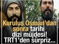 Kuruluş Osman'dan sonra bir tarihi dizi daha sahne alıyor