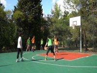 Tuzla'da Basketbol Turnuvası