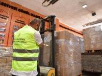 Tuzla Yardım Tırları ve İş Makineleri Sel Bölgesinde