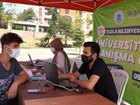 Tuzla'da Öğrencilere Rehberlik Hizmeti