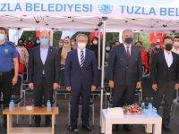 Tuzla'da okullar tedbirlerle başladı