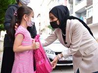 Okul Çantası Ve Kırtasiye Malzemeleri Gönül Elleri'nden