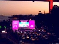'Arabalı Sinema Geceleri' Başlıyor