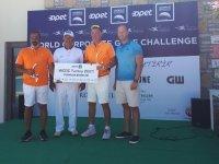 Dünyanın En Geniş Katılımlı Golf Turnuvası WCGC Turkey 2021'in Kazananı Belli Oldu