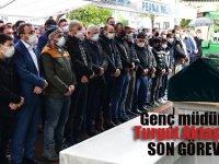 Turgut Aktaş Dua'larla son yolculuğuna uğurlandı