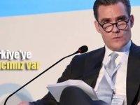 Alman Sanayi Odası Başkanı Dr. Markus Slevogt Türkiye Ticaretin Merkezi olacak