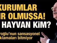 Bomba Kılıçdaroğlu yazısı