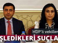 HDP'ye terör operasyonu 11 milletvekili gözaltında!